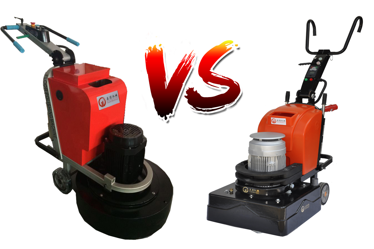 which is better between square plate floor grinder and planetary plate floor grinder