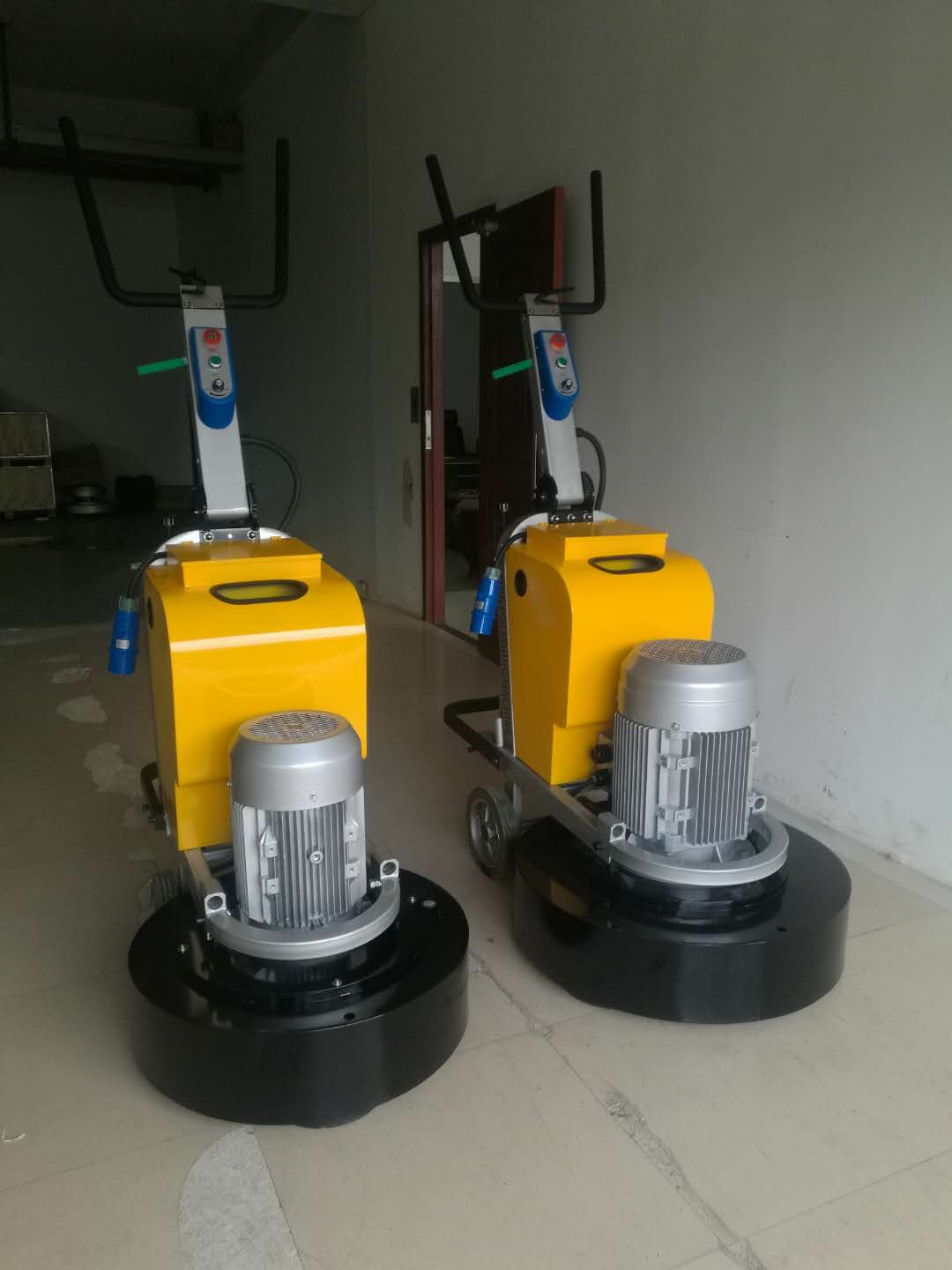 planetary concrete grinding machine for USA market