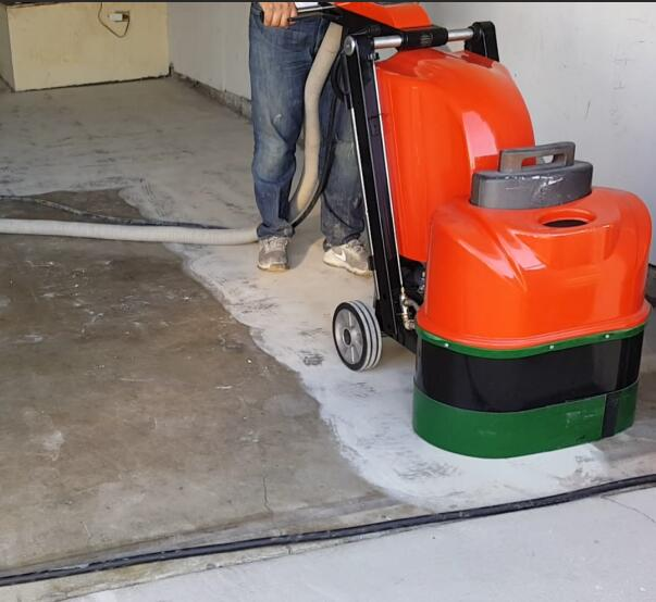what does a floor grinder do