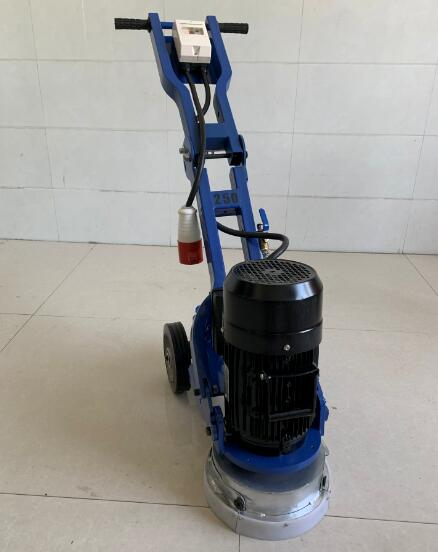 10inch concrete floor grinder for export