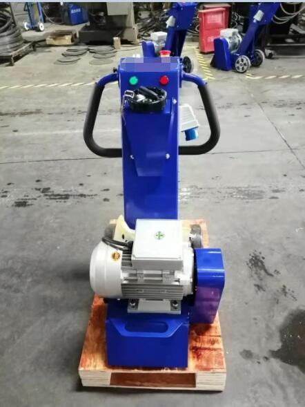220v electric floor scarifier for export