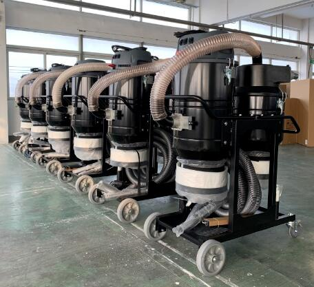 longopac industrial vacuum cleaner for export