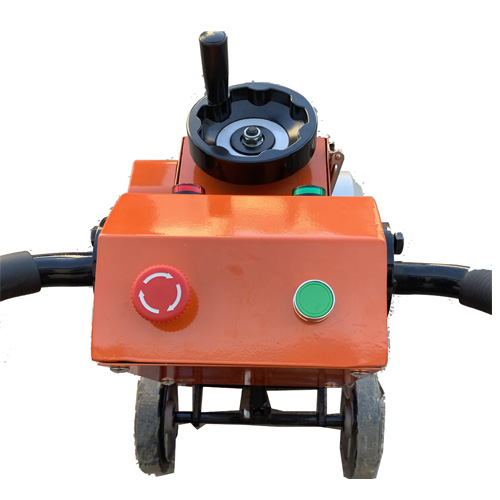 220V floor scarifier machine