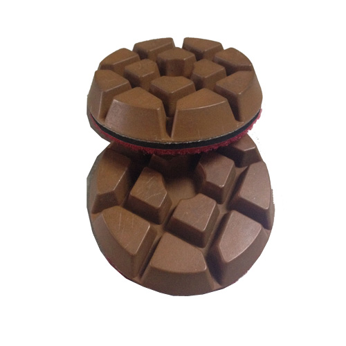 concrete floor polishing pad